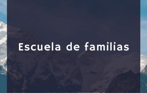 Cabecera - Escuela de familias